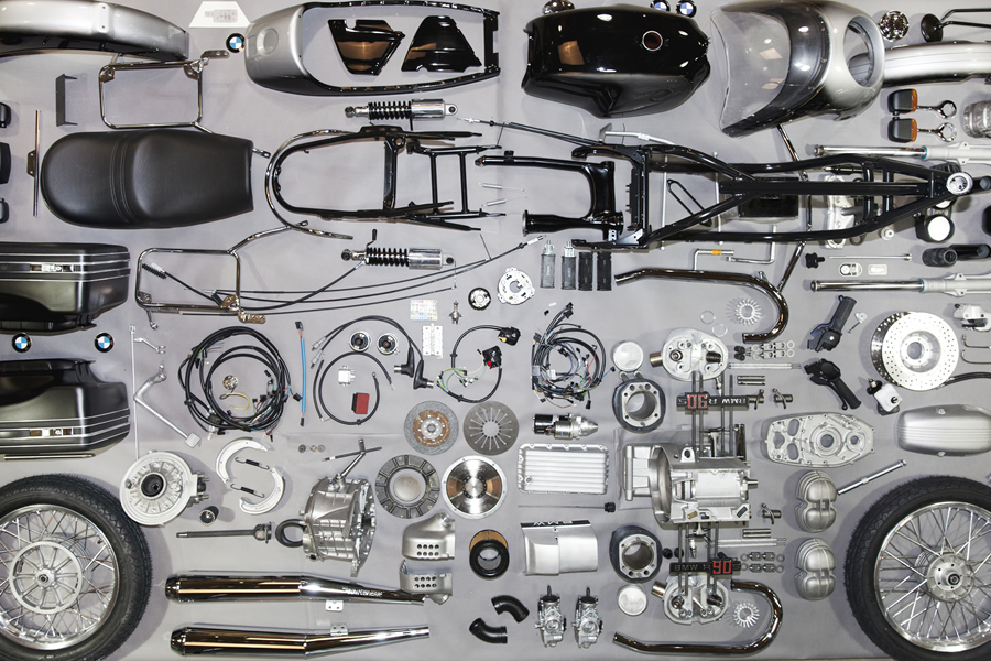 Replacement Bmw Motorcycle Parts